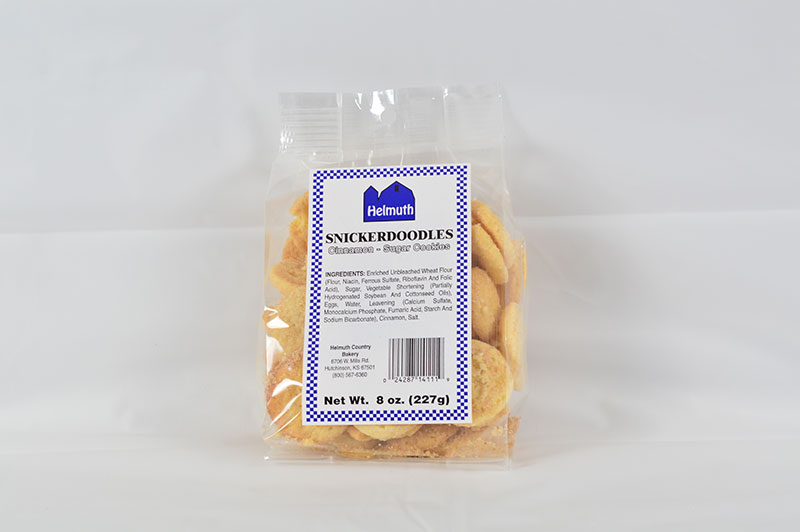 Helmuth Homemade Snickerdoodles