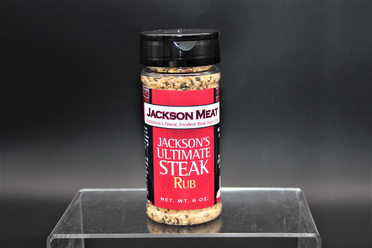 Jackson's Ultimate Steak Rub Seasoning